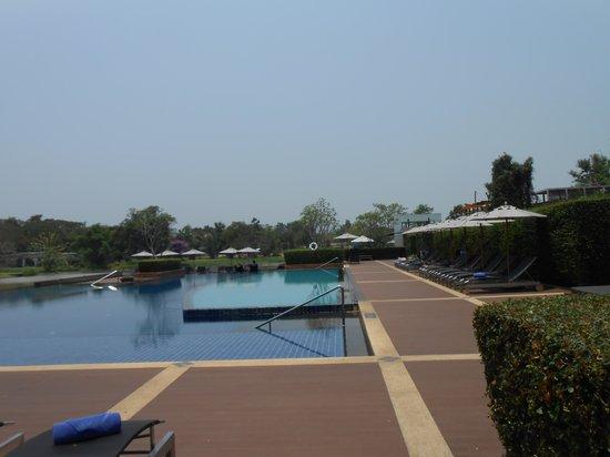 Le Meridien Chiang Rai Resort : プール
