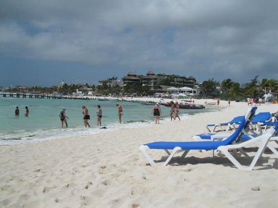 Gran Porto Resort: White sand, blue waters......heaven!