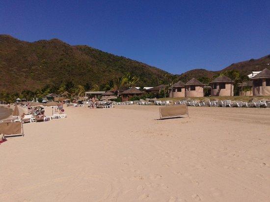Anse Marcel Beach : Anse Marcel - The Beach