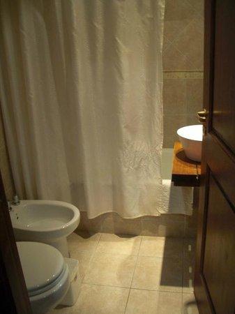 Cauquenes de Nimez : salle de bain baignoire