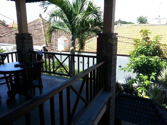 Bali Ayu Hotel : vista