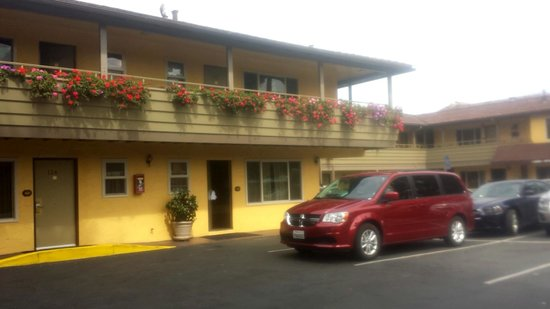 Best Western Carmel's Town House Lodge: Charming hotel