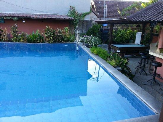 Bali Ayu Hotel : piscina