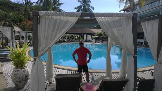 Cape Panwa Hotel: Swimming pool