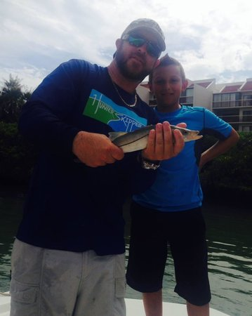 One Love Charters: Snook