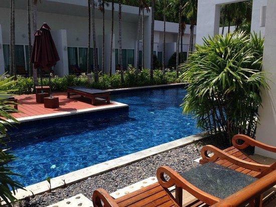 Kata Lucky Villa & Pool Access : Pool Access