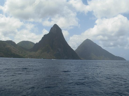 The Landings Resort & Spa St. Lucia : Pitons Tour.