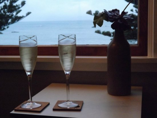 Kaikoura Boutique Hotel: Room with a view