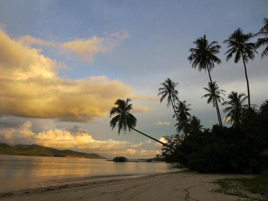 Paradiso Village: spiaggia