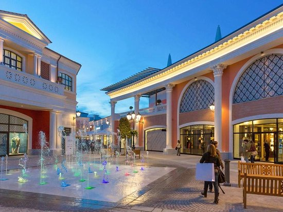 Review of Castel Romano Designer Outlet, Rome, Italy - TripAdvisor