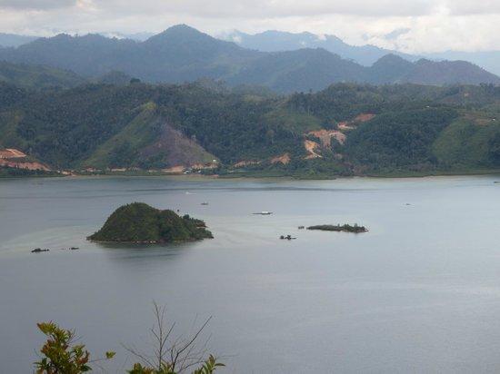 Paradiso Village: panorama dall'alto