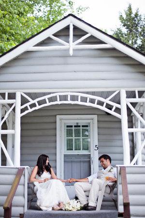 Bonnie View Inn : wedding