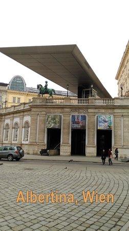 Viennatour: Albertina