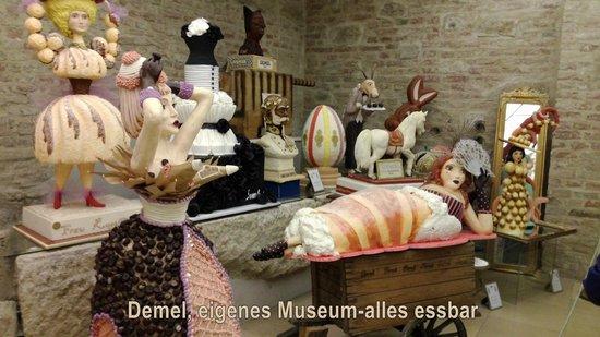 Viennatour: Demelmuseum 1