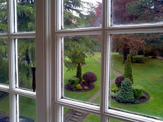 Lake Vyrnwy Hotel & Spa: View from bedroom