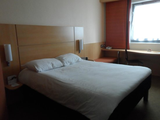 Ibis London City-Shoreditch: le lit