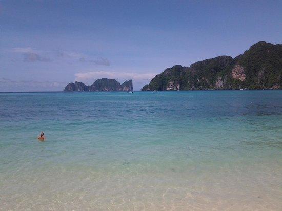 Andaman Beach Resort: From the beach