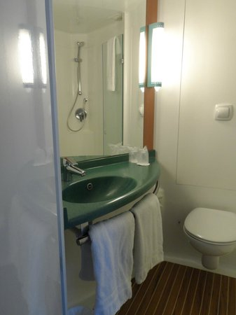 Ibis London City-Shoreditch: salle de bain