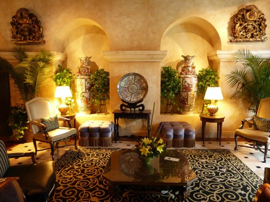 The Mission Inn Hotel and Spa: Foyer
