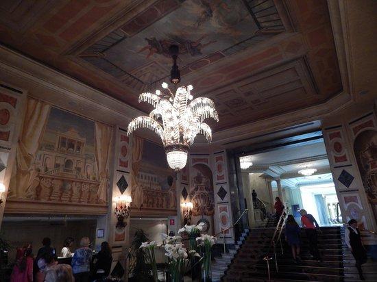 The Westin Palace Madrid: Palace Lobby