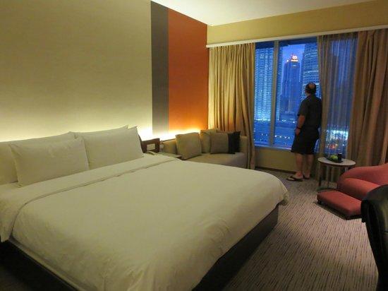 Traders Hotel, Kuala Lumpur : camera