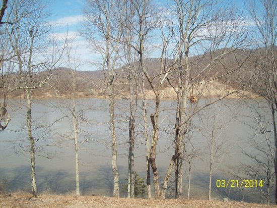 Stonewall Resort: View from room 233