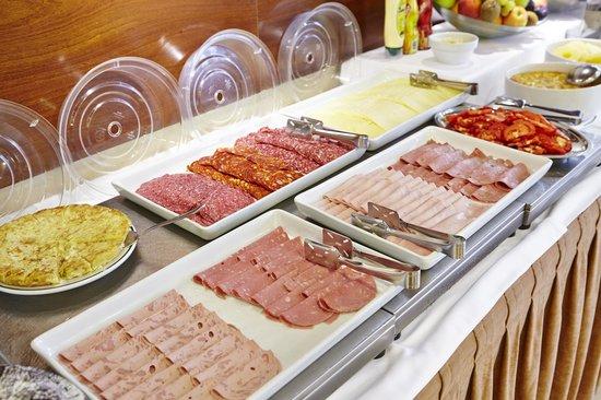 HCC Open Hotel: Buffet Breakfast