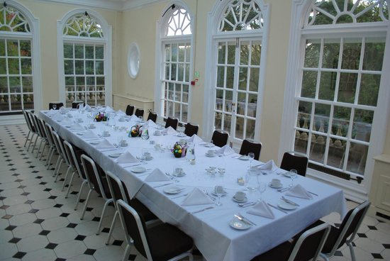 Mercure London North Watford Hunton Park Hotel : orangery