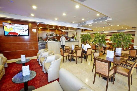 HCC Open Hotel: Bar
