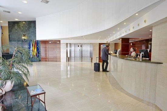 HCC Open Hotel: Reception