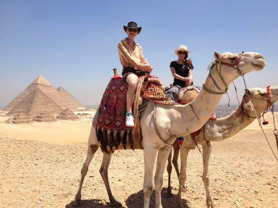 Pyramids View Inn: Wonderful Memory
