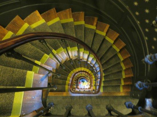 Hôtel Joyce - Astotel : staircase