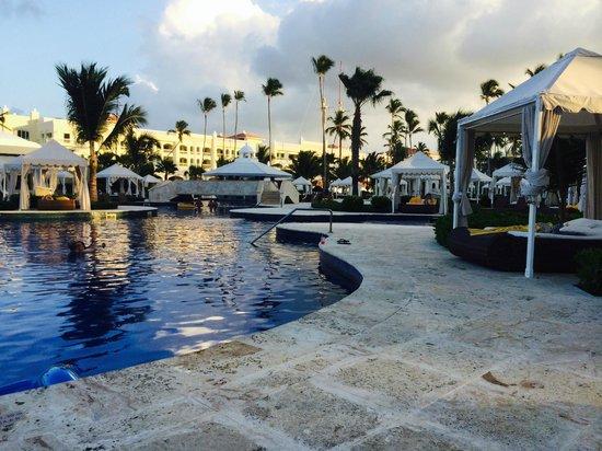 Iberostar Grand Hotel Bavaro : Poolside