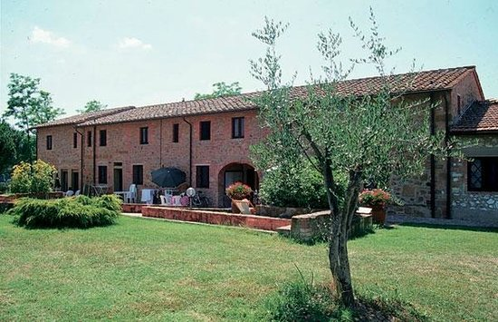 Sacro Monte di San Vivaldo : casale AIETTA - particolare