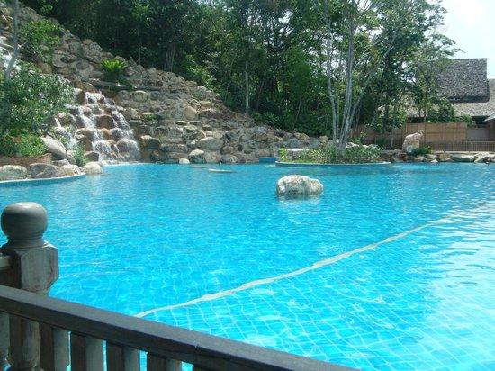 Santhiya Koh Yao Yai Resort & Spa: the super pool