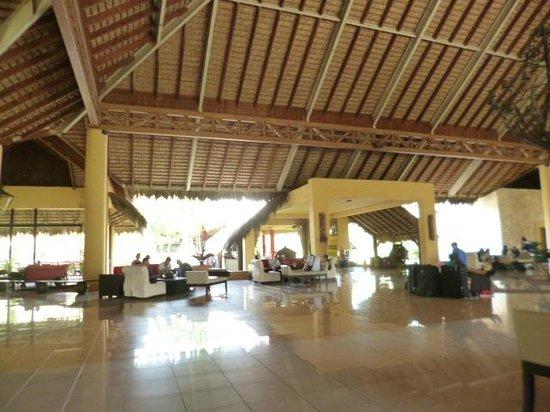 Tropical Princess Beach Resort & Spa: Rezeption