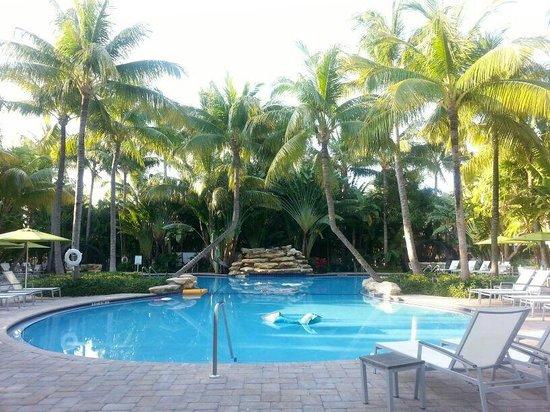 The Inn at Key West: Piscina all'Inn at Key West