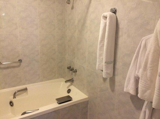 Feirs Park Hotel: salle de bain