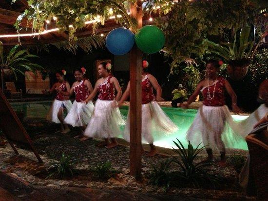 Palau Plantation Resort: ディナー