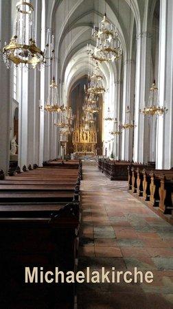 Historisches Zentrum von Wien: Michaelakirche