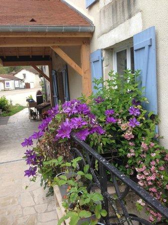 La Grange du Relais Hotel-Restaurant : Entree