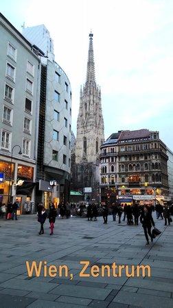 Historisches Zentrum von Wien: Wien Zentrum - 2