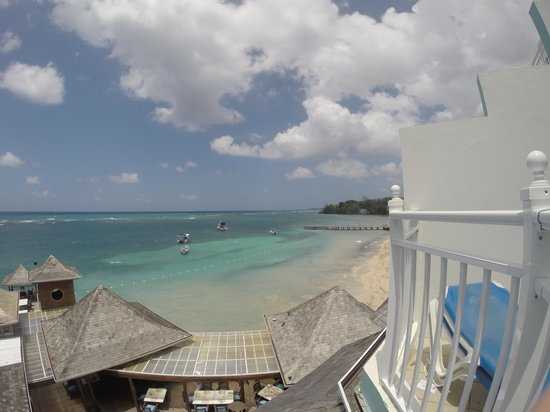 Beaches Ocho Rios Resort & Golf Club: View from room 3307