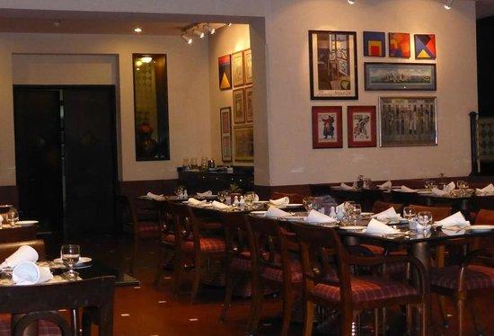 Radisson Hotel Kathmandu : Restaurante TFC