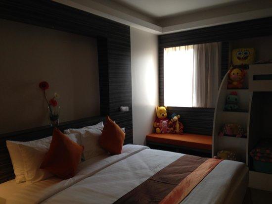 Bossotel Bangkok: Other room