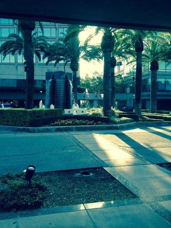 Grand Hyatt Tampa Bay: Front of the hotel. .