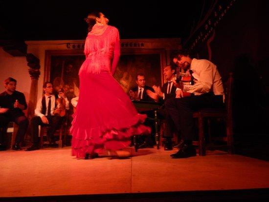 Corral de la Moreria : Emotion filled dance