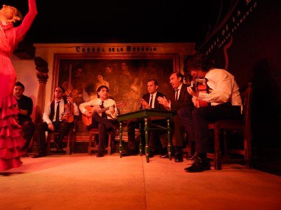 Corral de la Moreria : Great singers and guitarists