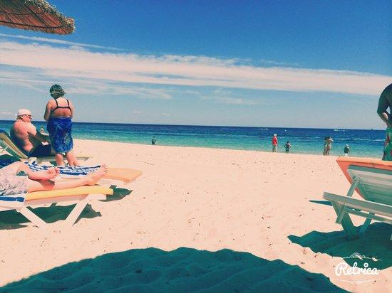 Hotel Abou Sofiane : The beautiful beach