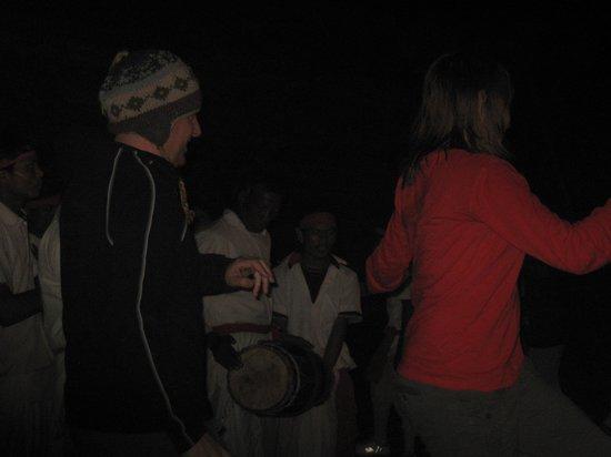 River View Jungle Camp: Cultural night